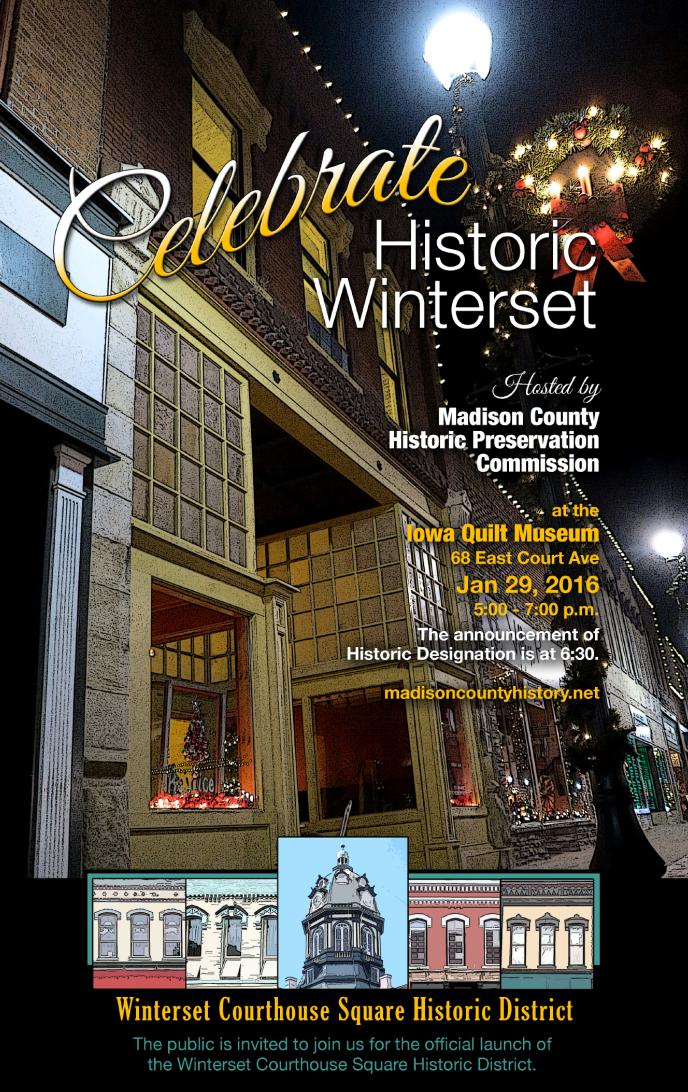 Historic Winterset poster 12-23-15